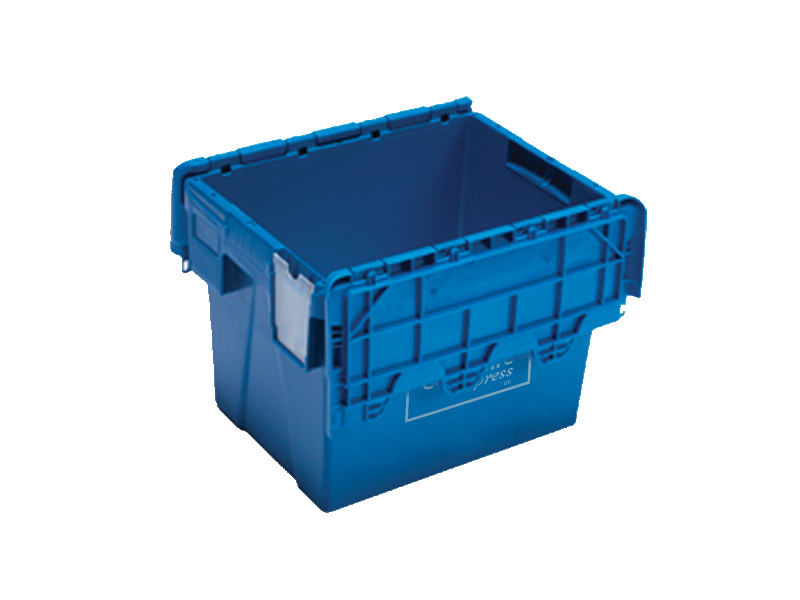 Lidded Personal Crate