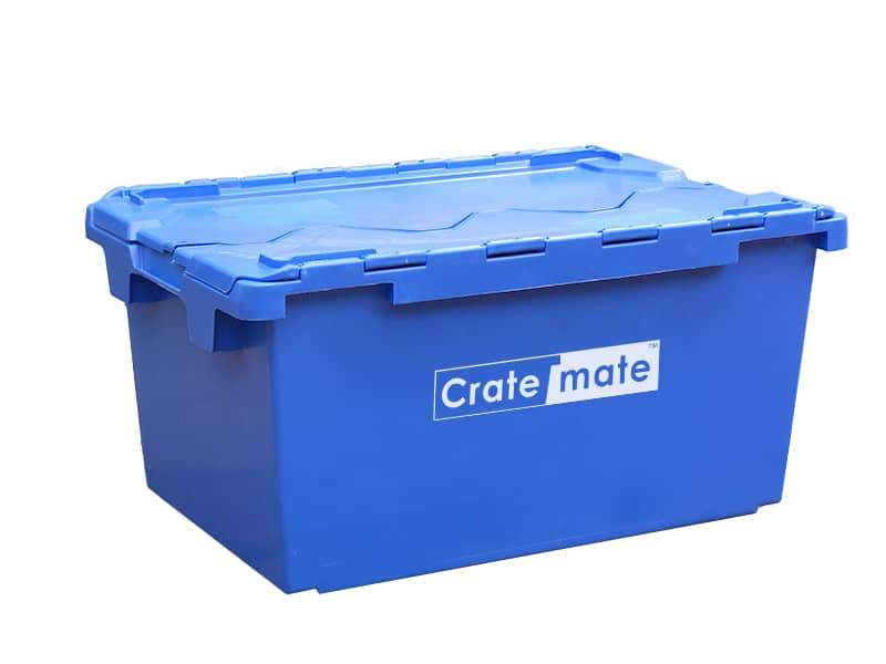LC3 - Standard Lidded Crate